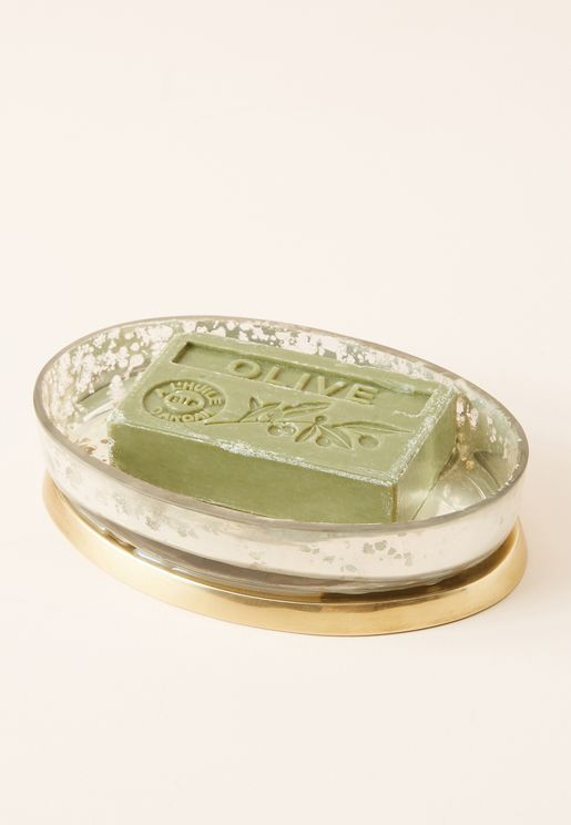 Moonglow  Soap Dish