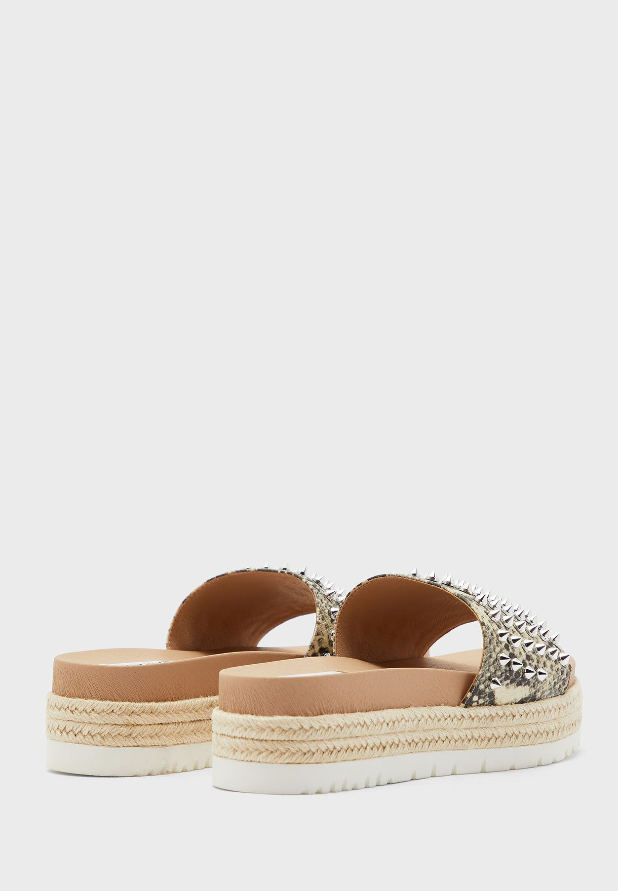 Tazer-S Mid Heel Wedge Sandal