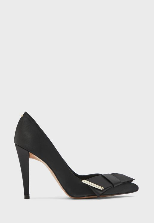 Zafia High Heel Pump