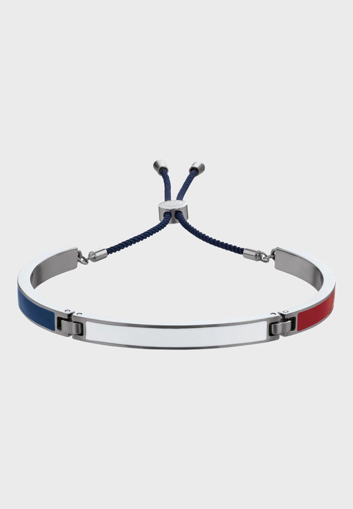 Connected Bangle Bracelet