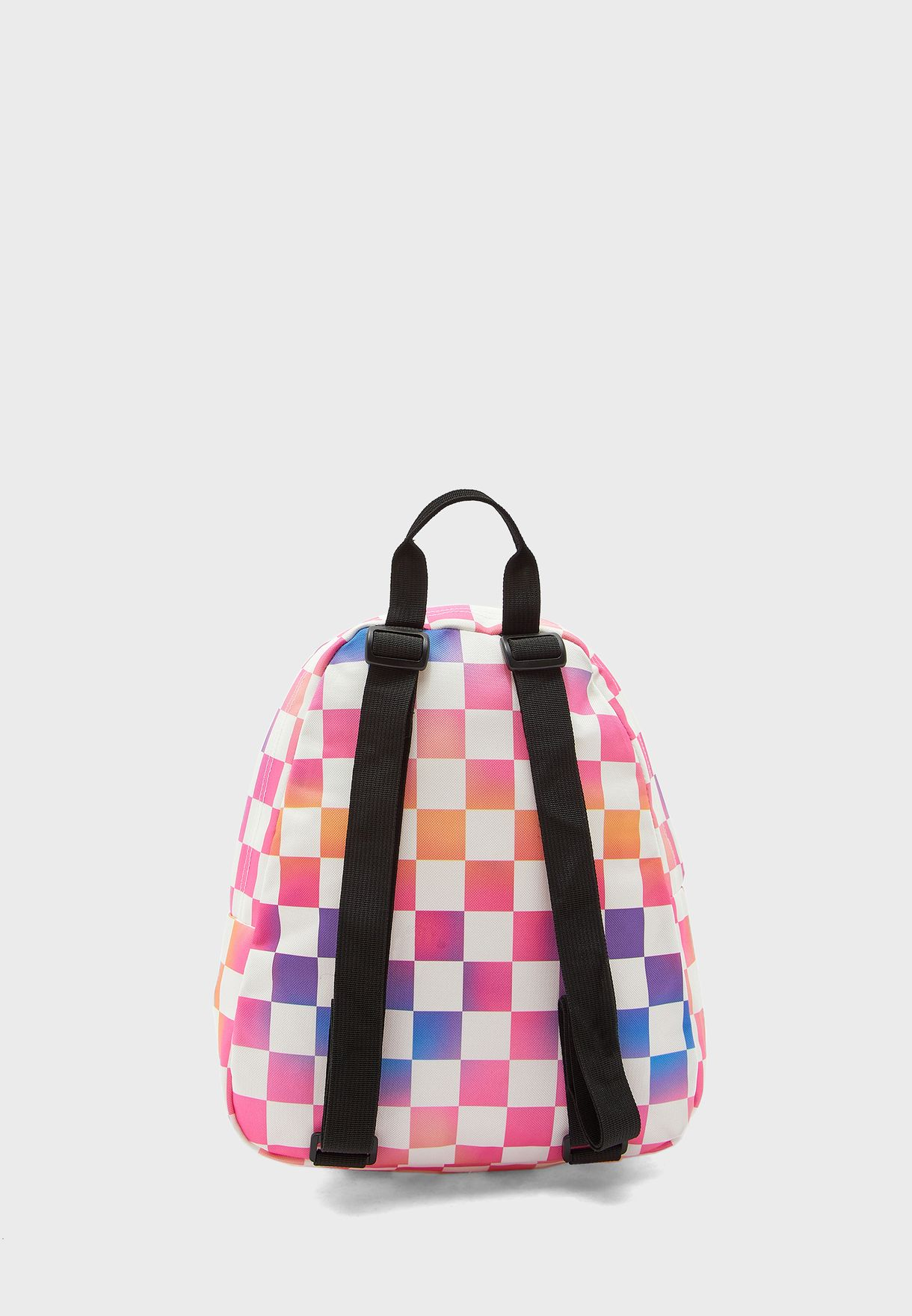 Half Pint Ckecked Backpack