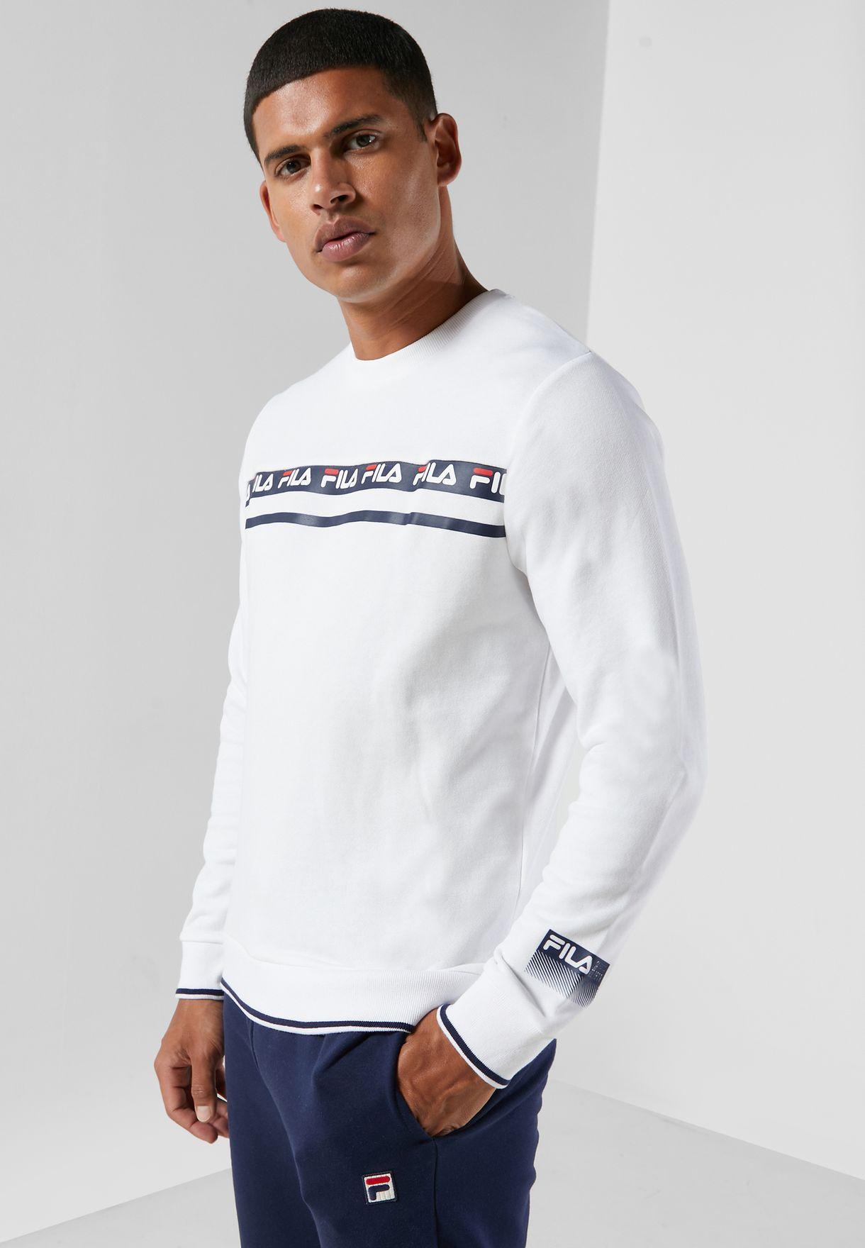Grice Colour Block Sweatshirt