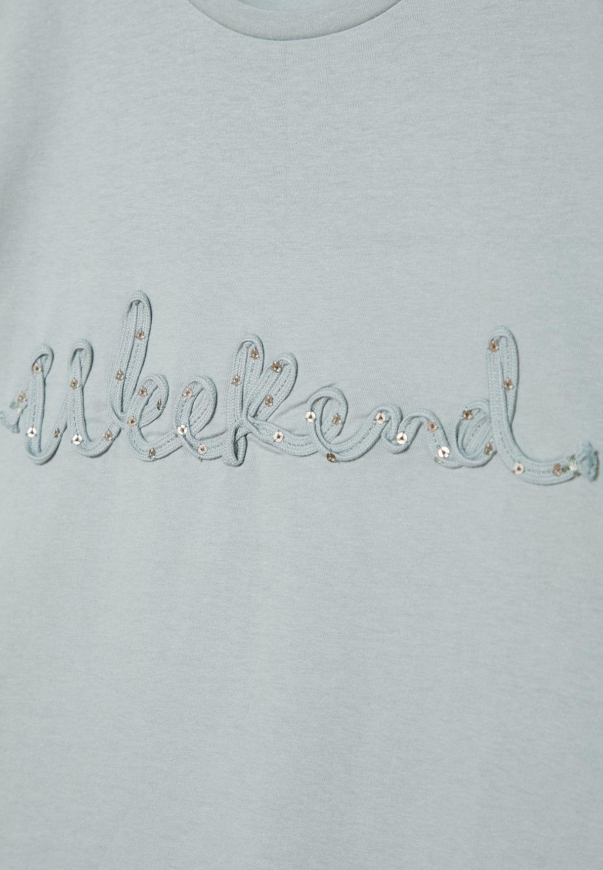 Kids Weekend T-Shirt