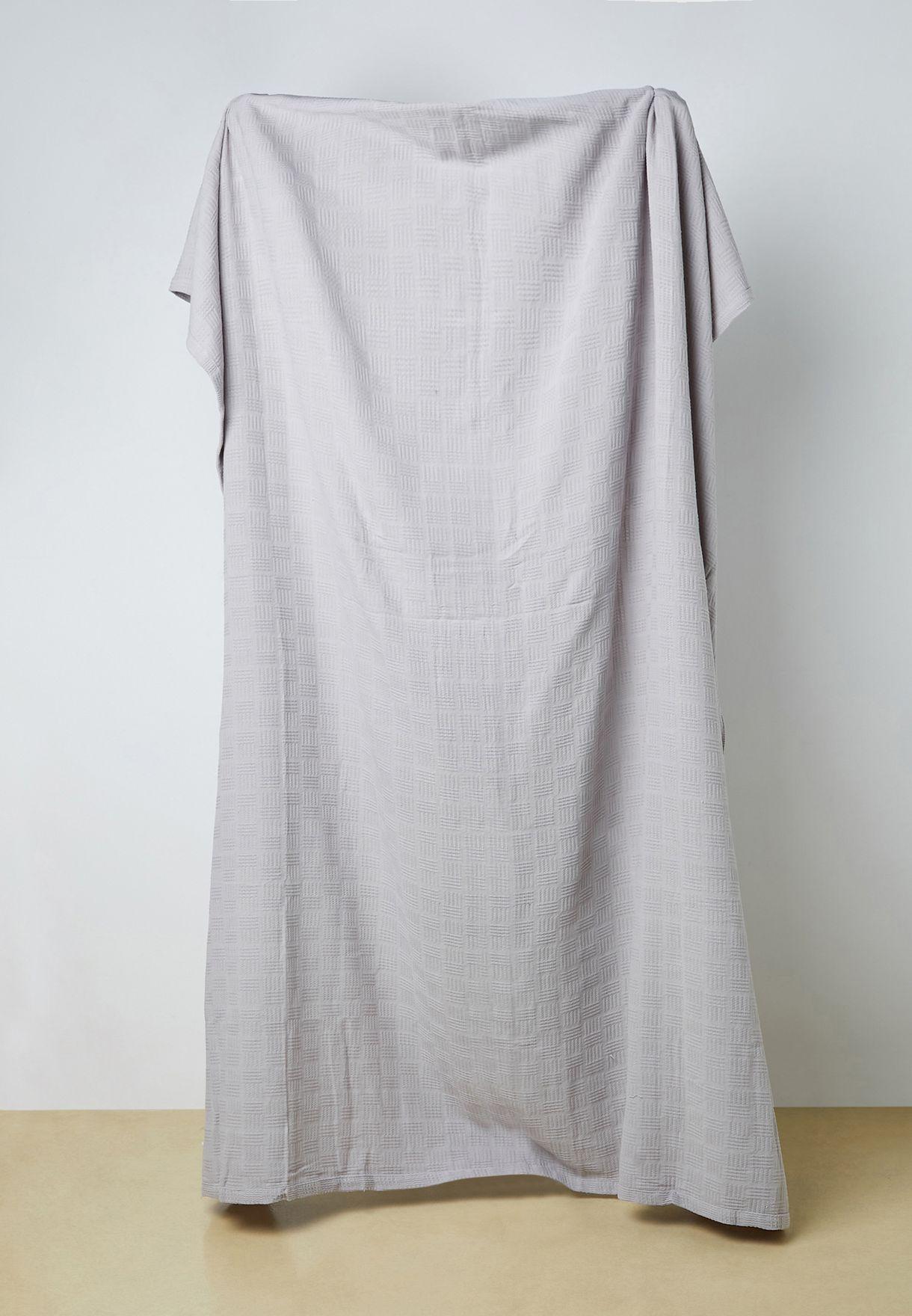 بطانية محبوكة 180 X 200 سم