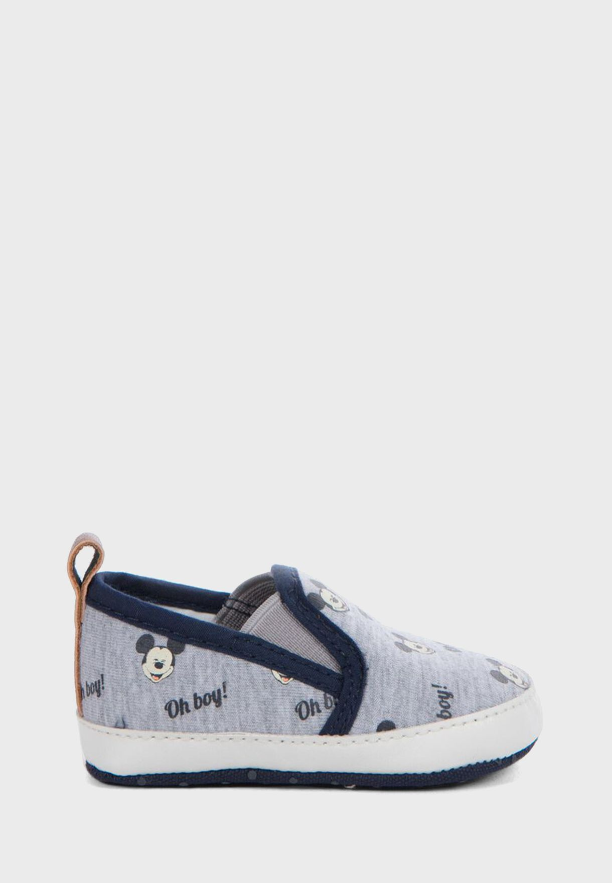Infant Mickey Mouse Slip On