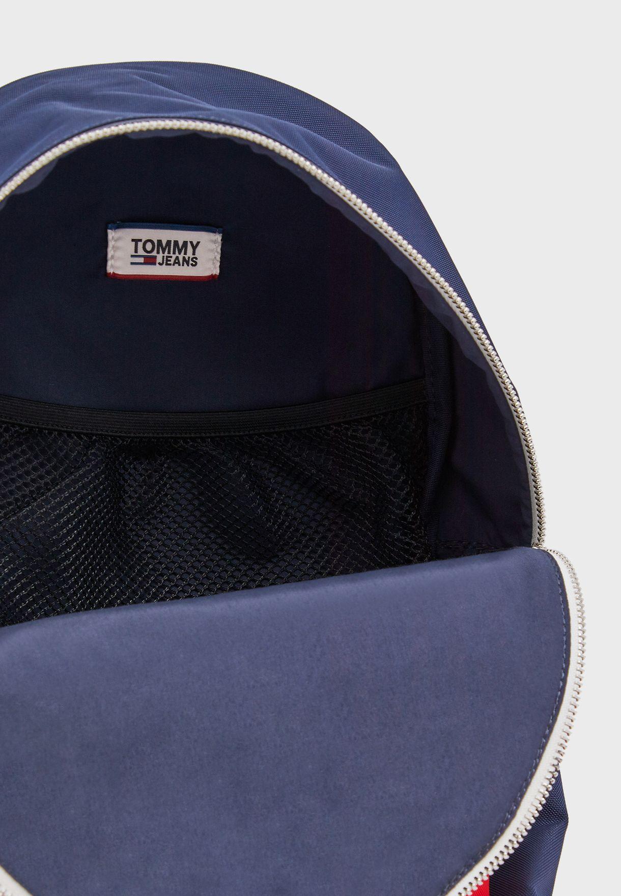 Logo Tape Mini Backpack
