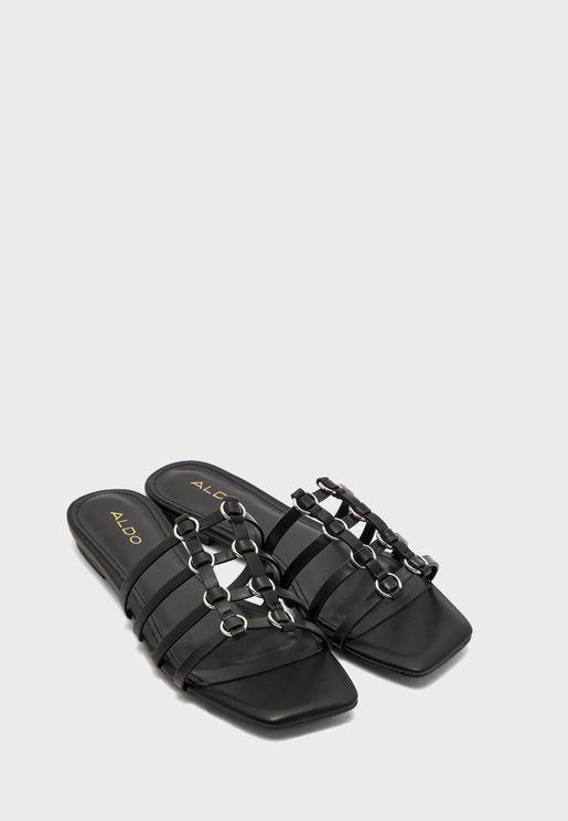 Oculla Flat Sandal