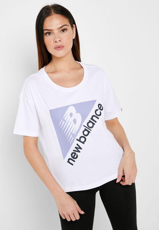 Athletics Archive Boxy T-Shirt