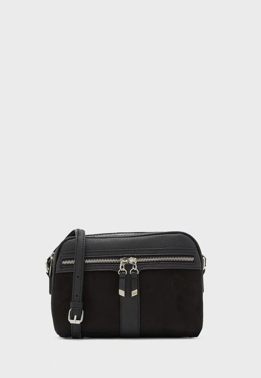 Colette Zip Camera Crossbody