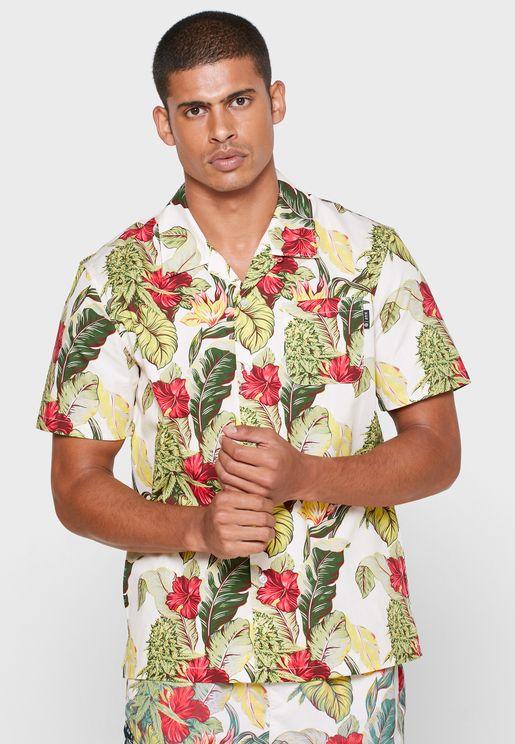 Paraiso Resort Woven Shirt