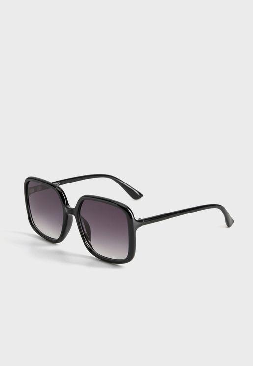نظارة شمسية ريترو