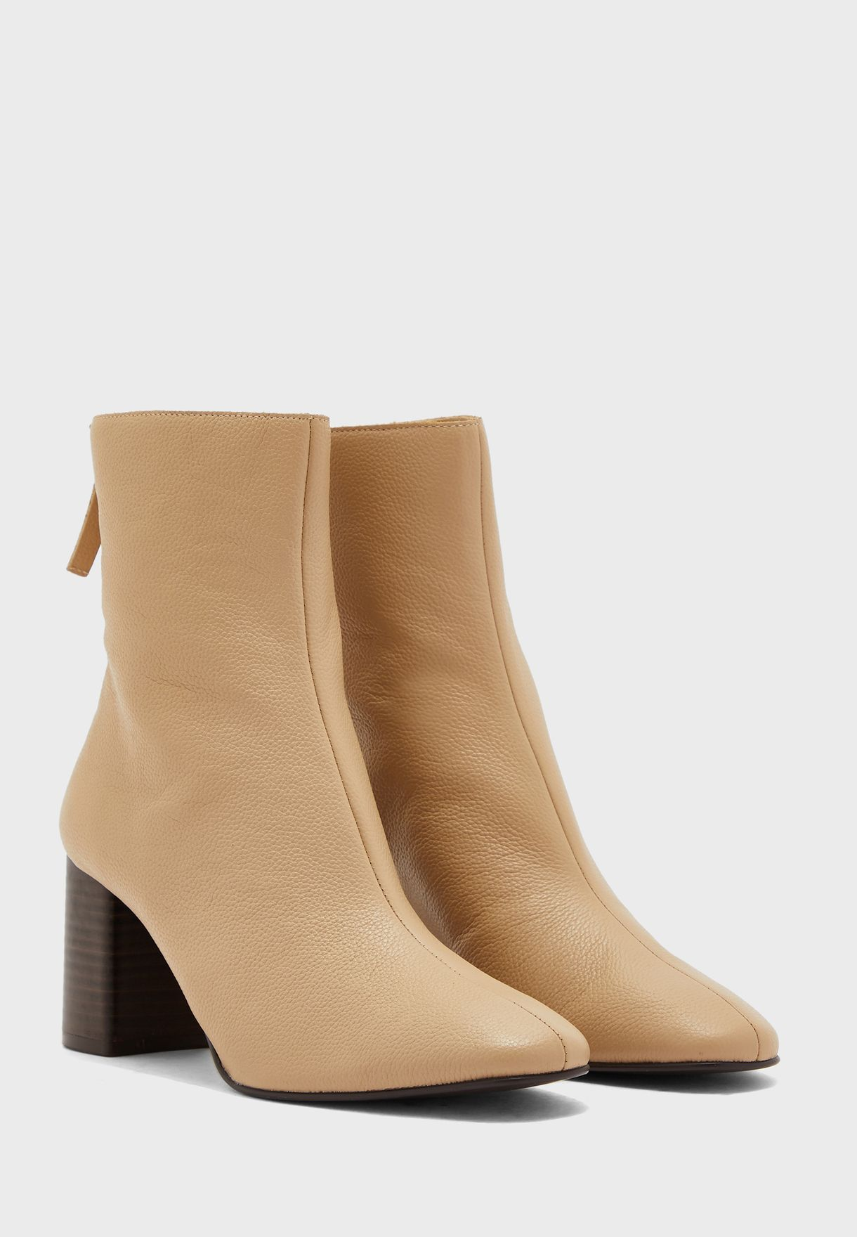 Casual Ankle Boot