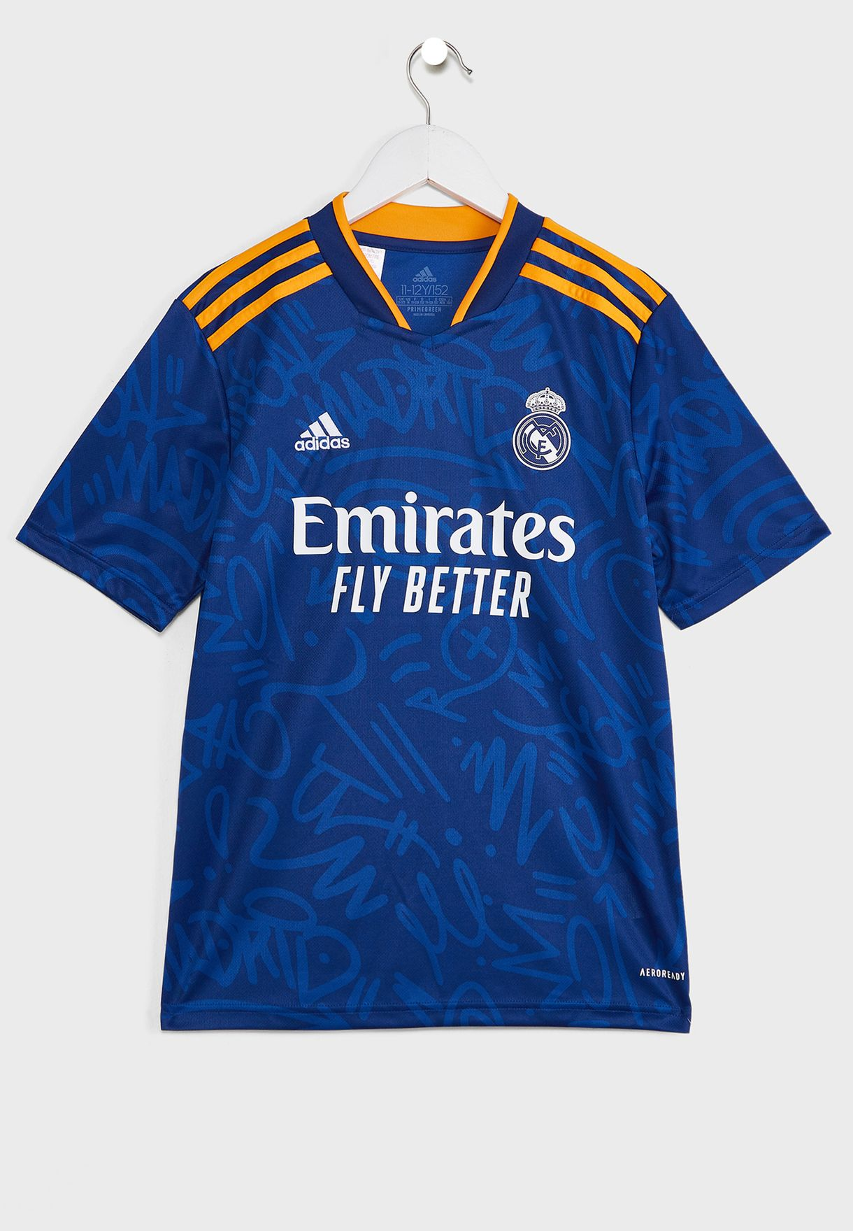 Youth Real Madrid Away Jersey