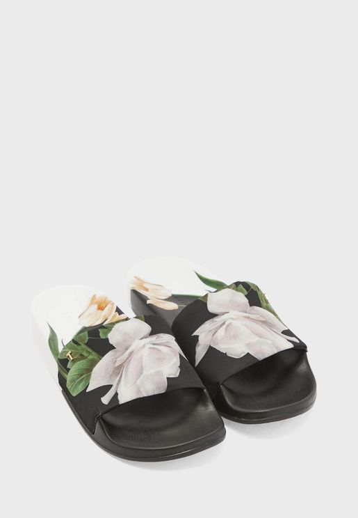 lamali flat sandal