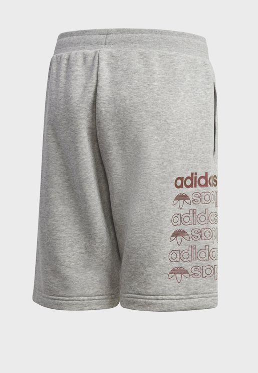 Youth Logo Shorts