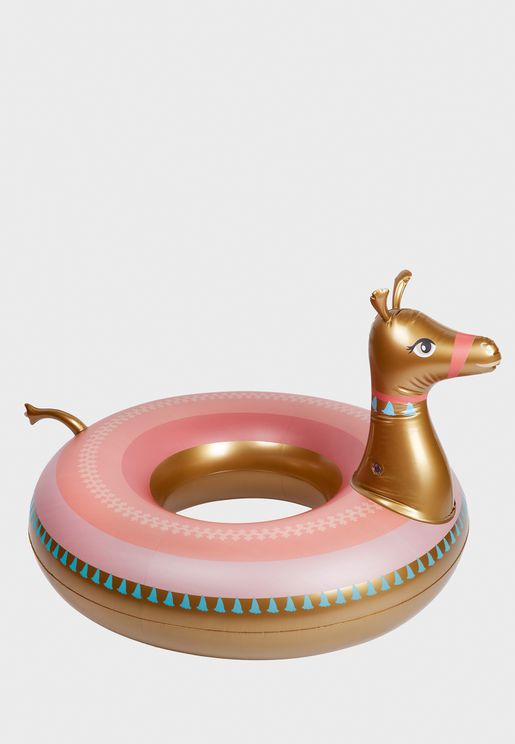 Camel Pool Floats