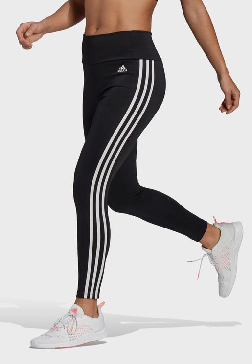 3 Stripe 7/8 Leggings