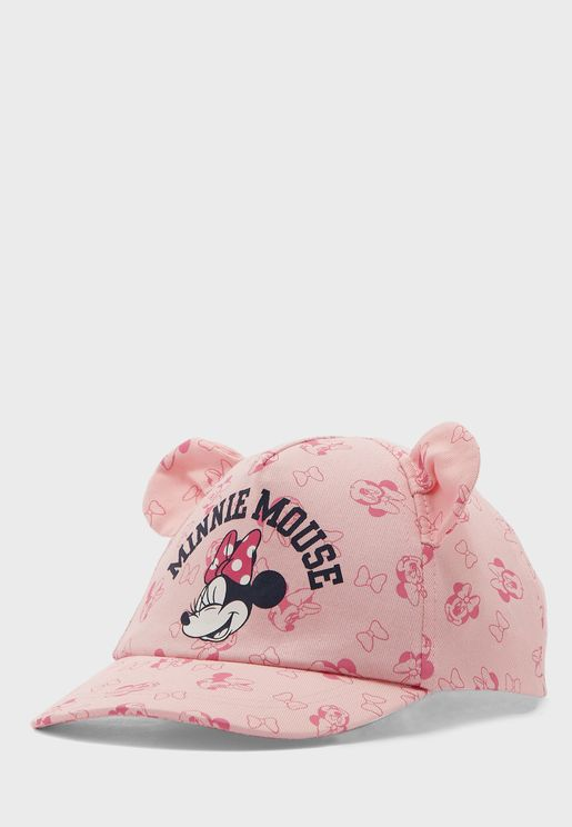 Kids Minnie Cap