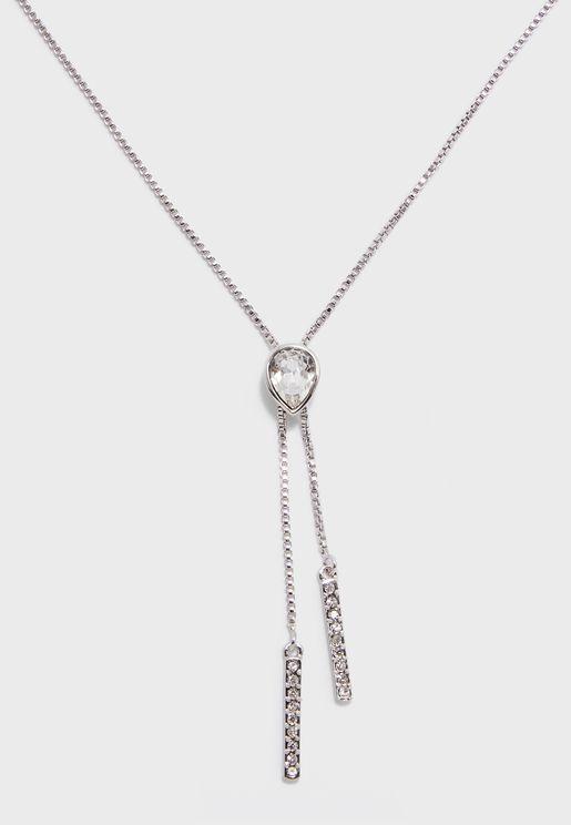 Hatton Adjustable Pendant Necklace
