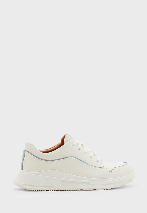 Freya Piping Low Top Sneaker