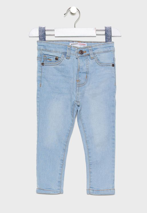 Infant Light Wash Jeans