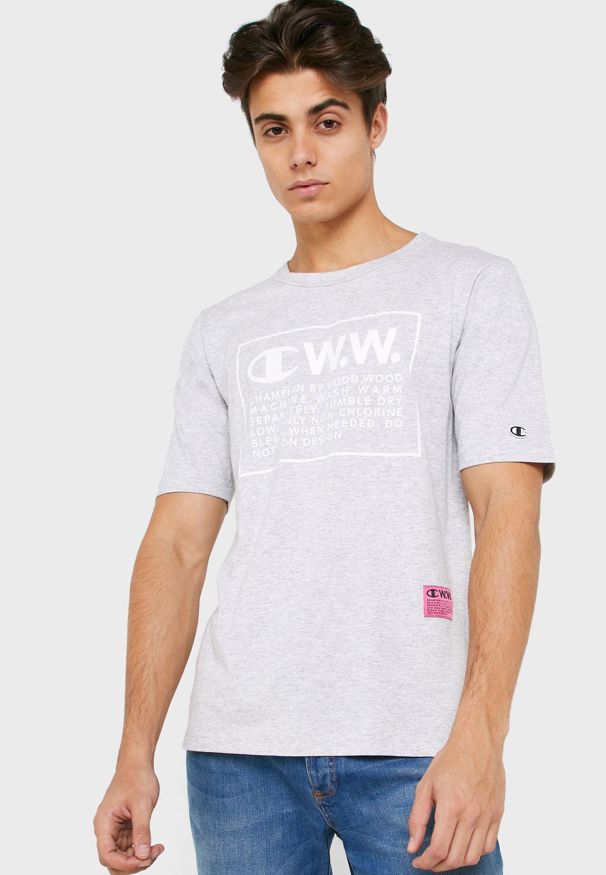 Wood Wood Rick T-Shirt