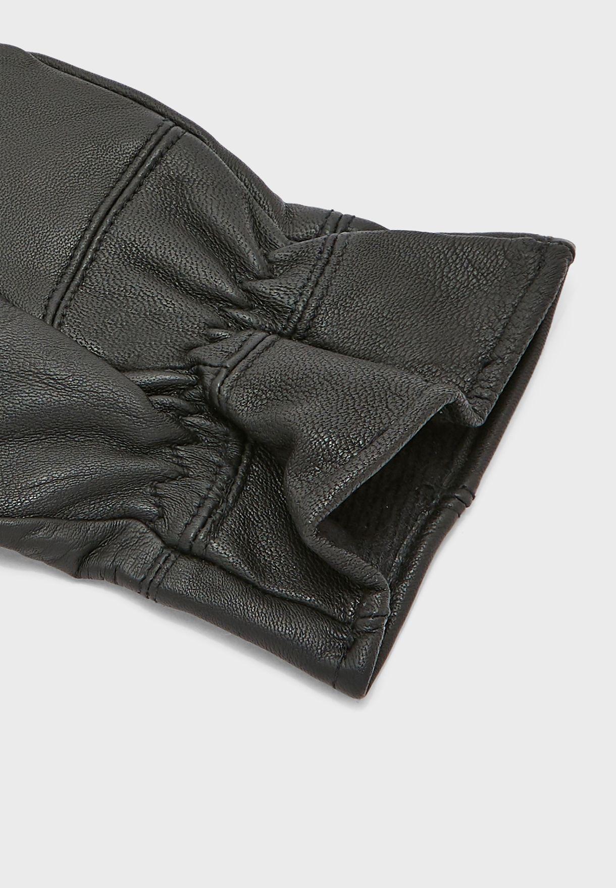 قفازات جلد اصلي