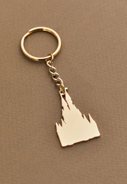حلقة مفاتيح
