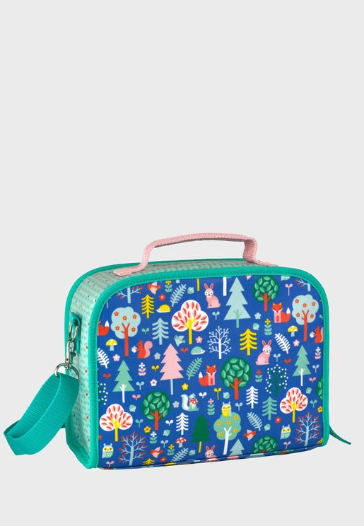 Kids Woodland Lunch Box