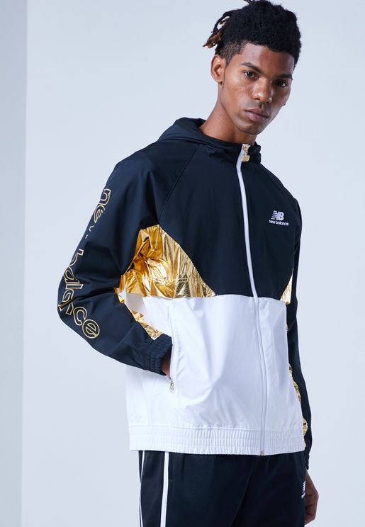 Athletics Podium Windbreaker Jacket