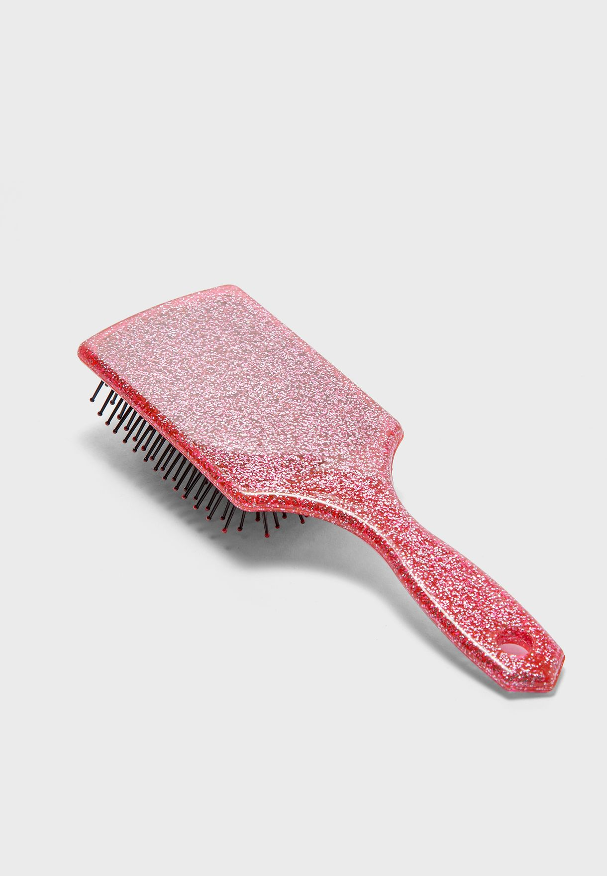 Pink Paddle Brush