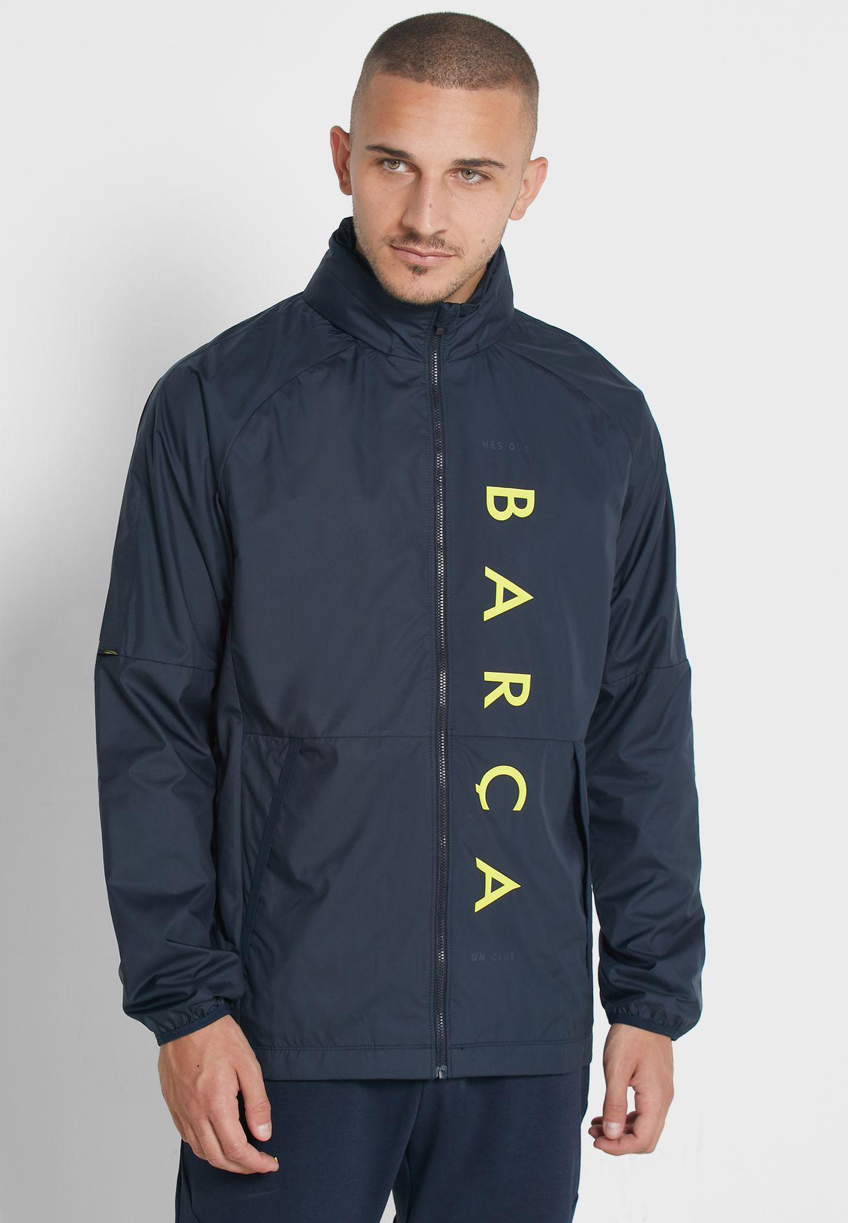 FC Barcelona Jacket