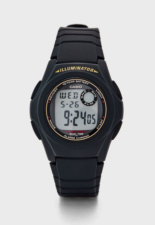 F-200W-9ADF Digital Watch
