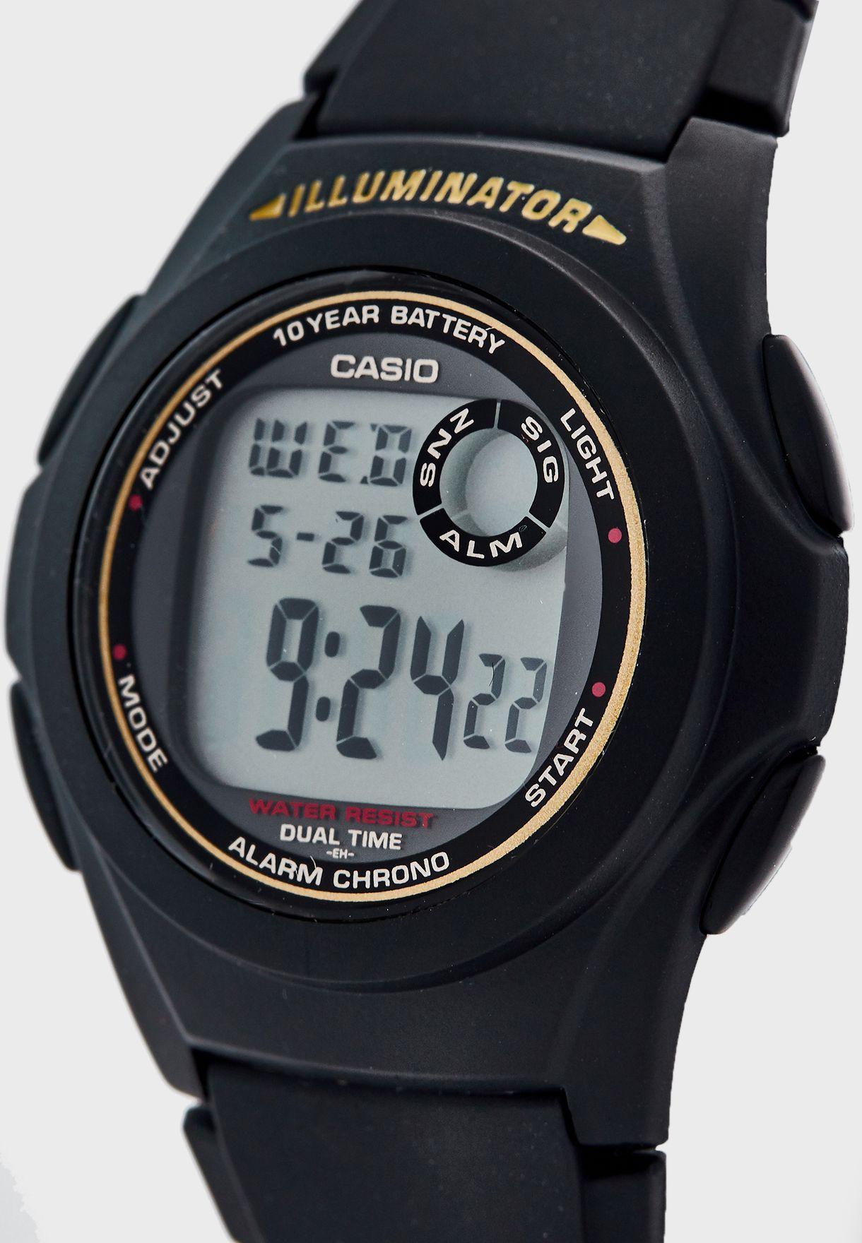 ساعة ديجيتال