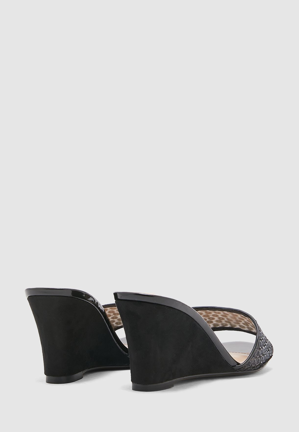 Lilah Wedge Sandal