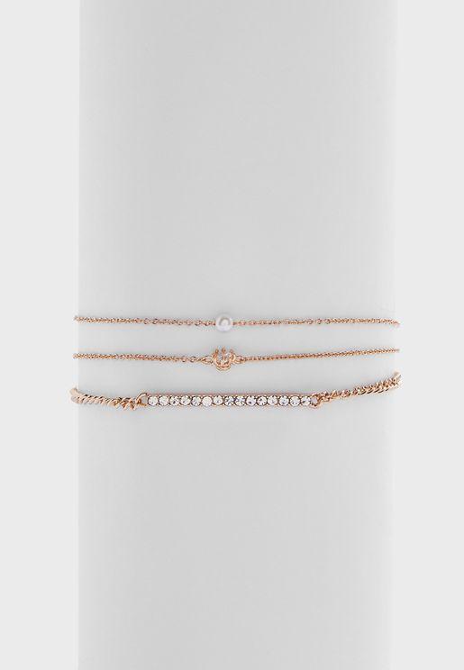 Multipack Oligovia Bracelets