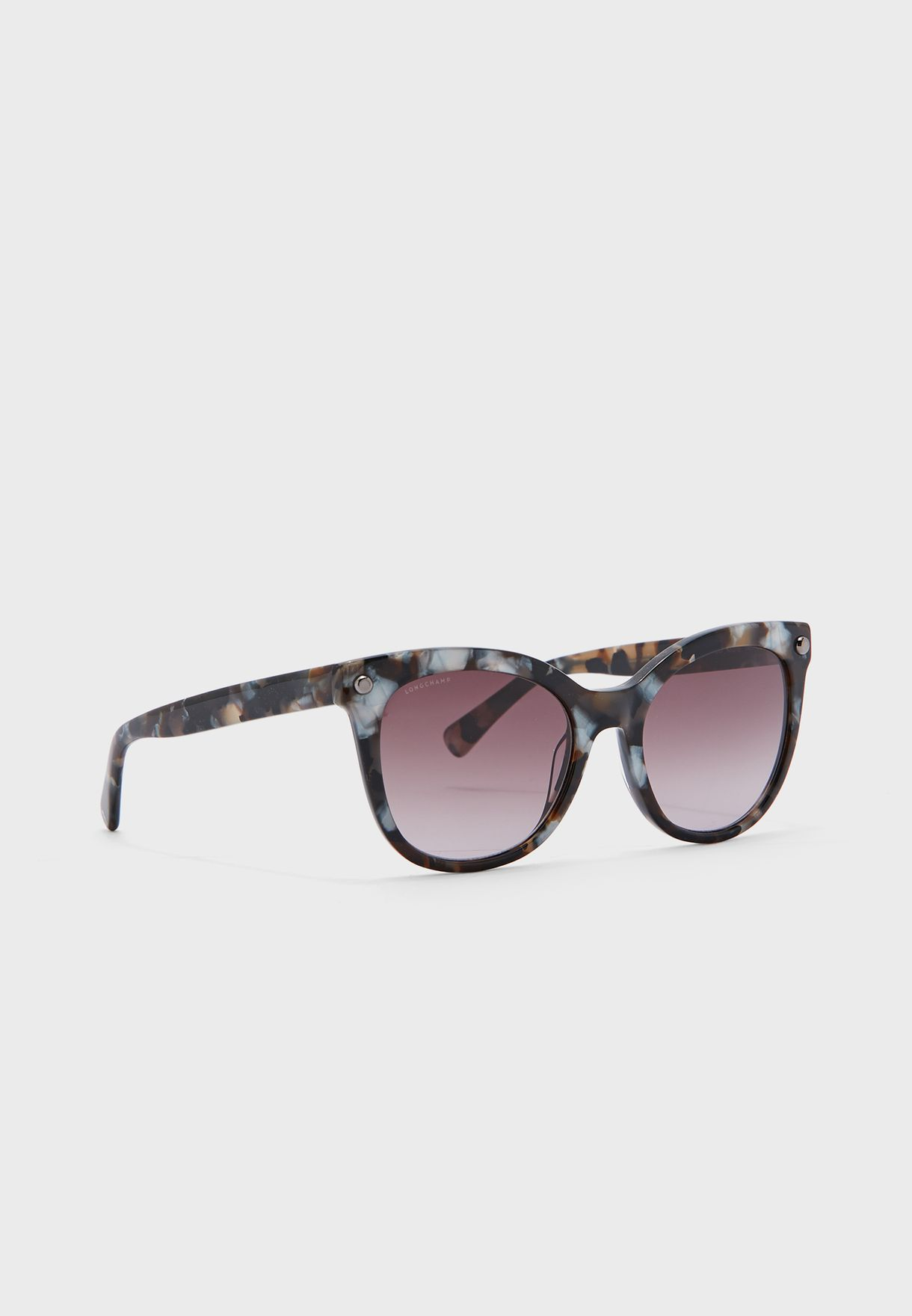Lo615S Shape Sunglasses