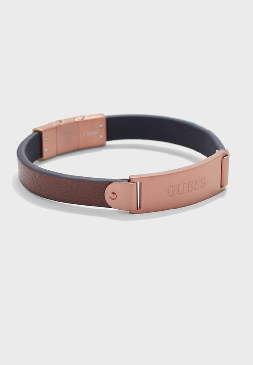 Cord Leather Bracelet