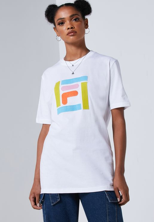 Monique Grass Logo T-Shirt
