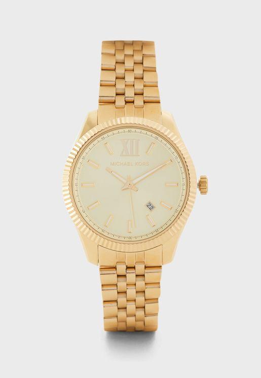 MK8857 Analog Watch