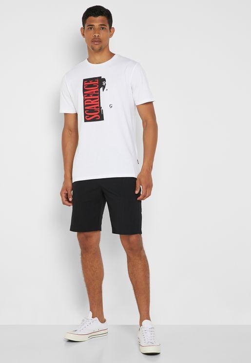 Tapered Bradly Shorts