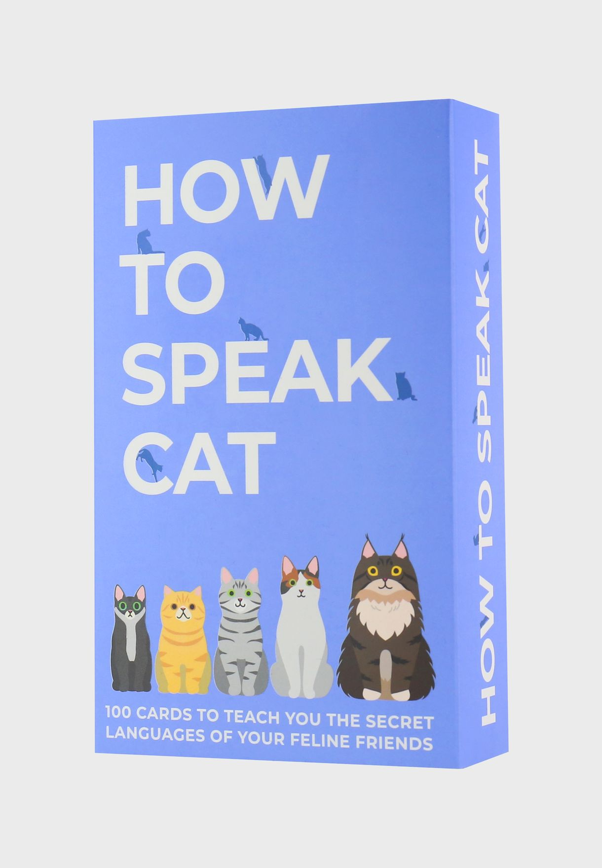 How To Speak Cat Trivia Cards