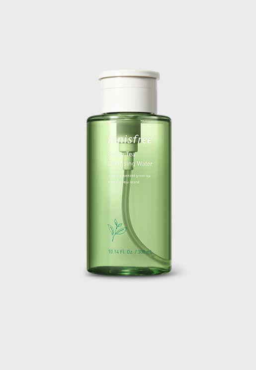 Green Tea Cleansing Water 300ml