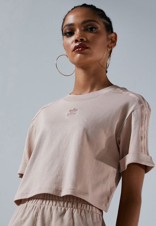 Essential Cropped T-Shirt