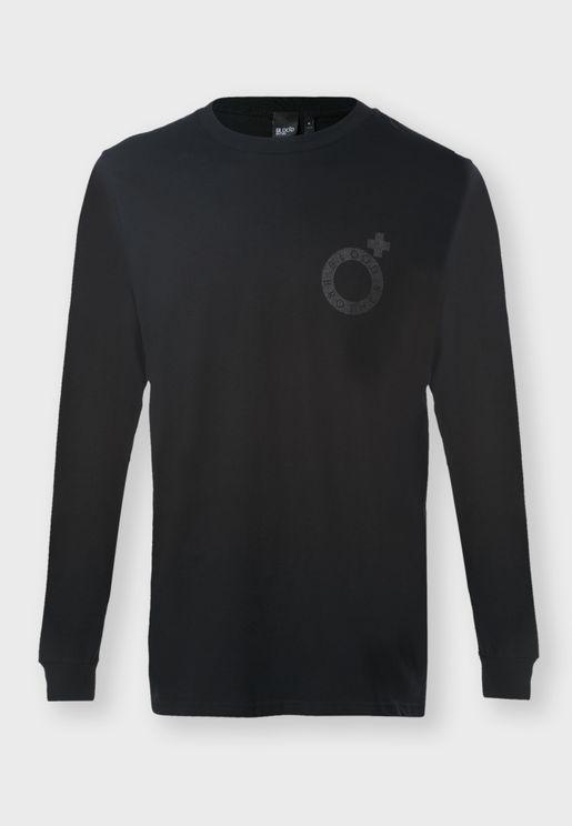 Garnet Printed T-Shirt