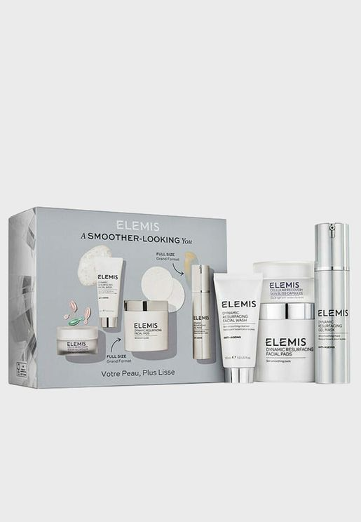 A Smoother-Looking You Dynamic Resurfacing Gift Set