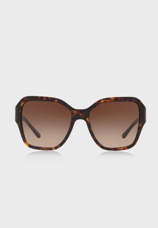 نظارة شمسية كبيرة 0TY7125
