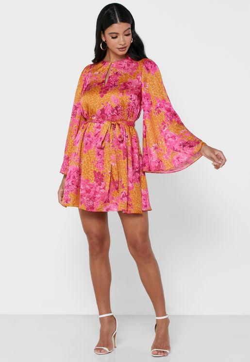 Dolci Metropolis Mini Dress