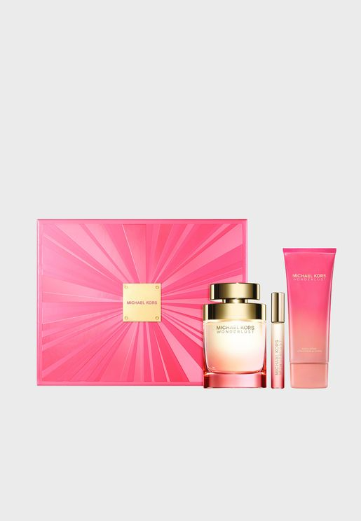 Michael Kors Wonderlust Holiday Set