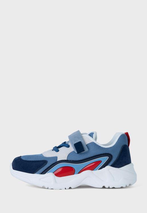 Kids Ezra Sneaker